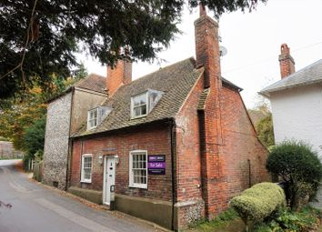 Thumbnail 2 bed cottage for sale in The Street, Barham, Canterbury