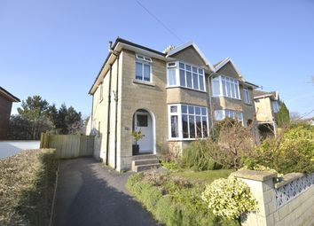 Thumbnail 3 bed semi-detached house for sale in Rosslyn Road, Bath, Somerset