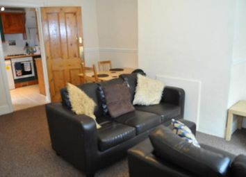 Thumbnail 5 bed terraced house to rent in Field Street, South Gosforth
