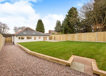 Thumbnail 3 bed bungalow for sale in Church Lane, Weaverham, Northwich