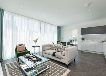 Thumbnail 2 bed flat for sale in Cooks Road, Stratford, London