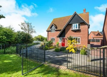 Thumbnail 4 bed detached house for sale in Sprowston, Norwich, Norfolk