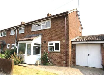 Thumbnail 3 bed semi-detached house for sale in Icknield Walk, Royston