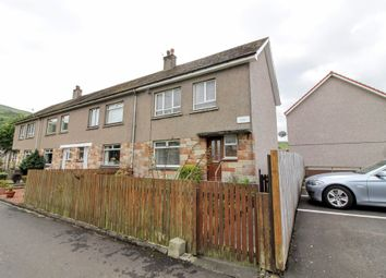 Thumbnail 3 bed terraced house for sale in Alexander Walk, Largs