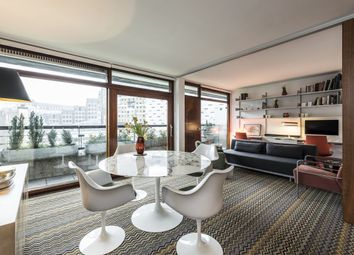 Thumbnail 1 bed flat to rent in Thomas More House, Barbican, London