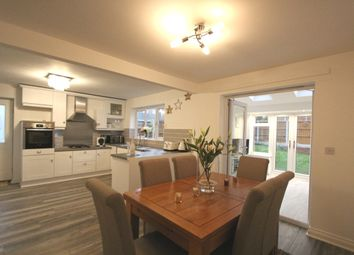 Thumbnail 4 bed detached house for sale in Fairman Drive, Hindley, Wigan
