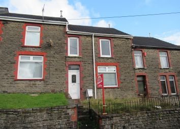 Thumbnail 3 bed terraced house for sale in Church Street, Caerau, Maesteg, Bridgend.