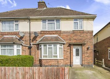 Thumbnail 3 bed semi-detached house for sale in Forest Drive, Sileby, Loughborough