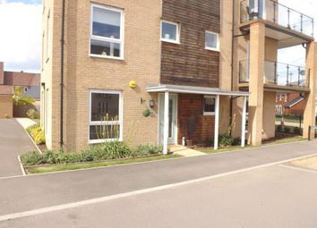 Thumbnail 2 bed flat for sale in Venus Avenue, Biggleswade, Bedfordshire