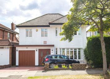 Thumbnail 4 bedroom detached house to rent in St. James Avenue, Whetstone, London