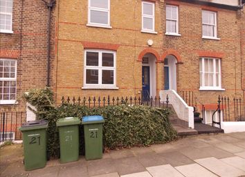 Thumbnail 4 bed terraced house for sale in Whitworth Road, London