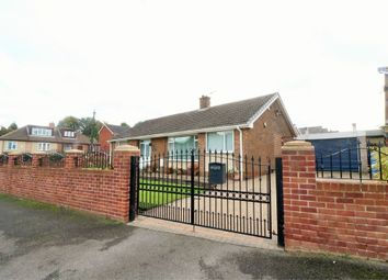 Thumbnail 3 bed detached bungalow for sale in Alexandra Road, Bircotes, Doncaster, South Yorkshire