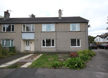 Thumbnail 2 bed flat for sale in 9 Crag View, Staveley, Kendal
