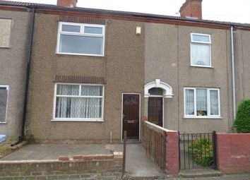 Thumbnail 2 bed terraced house to rent in Elsenham Road, Grimsby