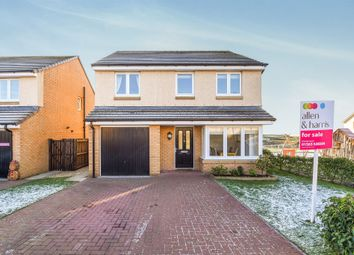 Thumbnail Detached house for sale in Hayfield Drive, Stewarton, Kilmarnock