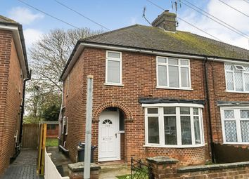 Thumbnail 3 bed semi-detached house for sale in Cudworth Road, Ashford, Kent United Kingdom