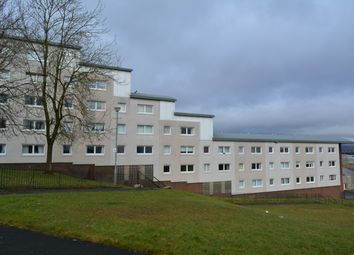 Thumbnail 1 bed flat for sale in Chirnside Place, Glasgow