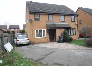 Thumbnail 3 bed semi-detached house for sale in Swinford Hollow, Northampton