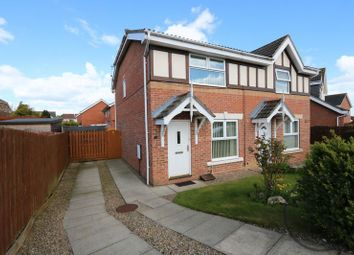 Thumbnail 3 bed semi-detached house for sale in Epsom Court, Woodham, Newton Aycliffe