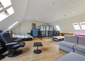Thumbnail 2 bed flat for sale in Kelly Avenue, London