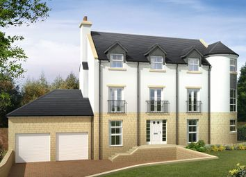 Thumbnail 4 bed detached house for sale in Monkswood - Plot 46, Gattonside, Melrose