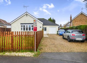 Thumbnail 3 bed detached bungalow for sale in Honey Hill, Wimbotsham, King's Lynn