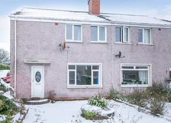 Thumbnail 3 bed semi-detached house for sale in Charles Street, Penicuik