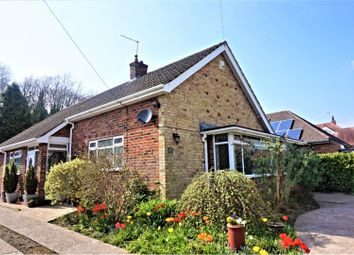 Thumbnail 3 bedroom detached bungalow for sale in Valley Drive, Kirkella
