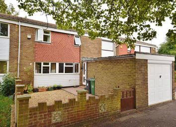 Thumbnail 3 bed terraced house for sale in Cleveland Close, Basingstoke
