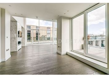 Thumbnail 3 bed flat to rent in Charles House, 385 Kensington High Street, Kensington, London