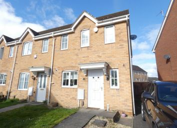 Thumbnail 3 bed end terrace house to rent in Cypress Gardens, Longlevens, Gloucester
