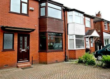 Thumbnail 3 bedroom semi-detached house for sale in Beech Avenue, Whitefield, Manchester