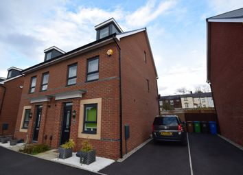 Thumbnail 4 bed semi-detached house for sale in Charlton Street, Rochdale