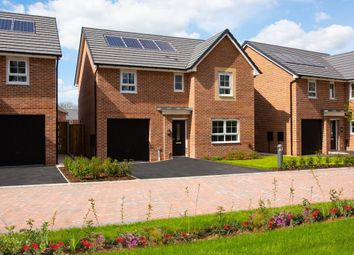 "Thumbnail 4 bedroom detached house for sale in ""Ripon"" at Lightfoot Lane, Fulwood, Preston"