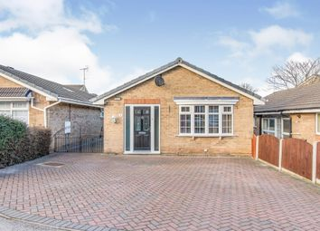 Thumbnail 3 bed detached bungalow for sale in Delta Way, Maltby, Rotherham