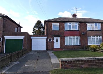 Thumbnail 3 bed property to rent in Clinton Place, Newcastle Upon Tyne