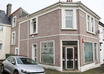 Thumbnail 5 bed maisonette for sale in Laira Street, Prince Rock, Plymouth