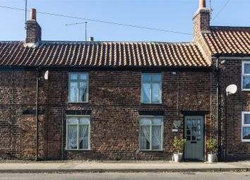 Thumbnail 3 bed cottage for sale in Coltman Row, Roos, Hull