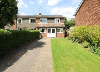 Thumbnail 3 bed end terrace house for sale in Crow Green Road, Pilgrims Hatch, Brentwood