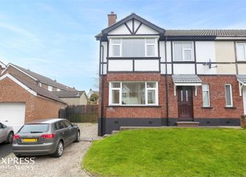 Thumbnail 3 bedroom semi-detached house for sale in Earls Court, Altnagelvin, Londonderry