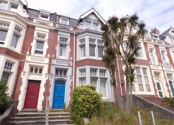 Thumbnail 5 bed terraced house for sale in Greenbank, Plymouth, Devon
