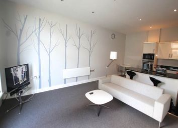 Thumbnail 2 bed flat to rent in The Axis, 43 Wollaton Street, Nottingham