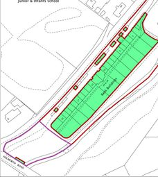 Thumbnail Land for sale in Bank Buildings, Meltham, Holmfirth