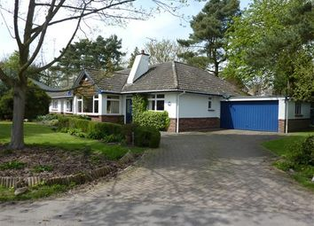 Thumbnail 4 bed detached bungalow for sale in Blackbirds, Waithe Lane, Brigsley, Grimsby