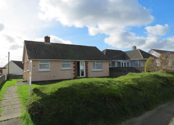 Thumbnail 3 bed detached bungalow for sale in Trevanion Hill, Trewoon, St. Austell