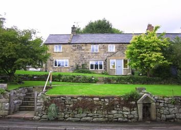 Thumbnail 4 bed terraced house for sale in Harbottle, Morpeth