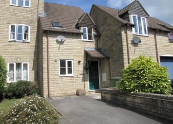 Thumbnail 2 bed terraced house to rent in Hill Top View, Chalford, Stroud