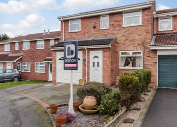 Thumbnail 3 bed semi-detached house for sale in Kingfisher Avenue, Swadlincote