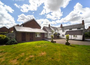Thumbnail 5 bed detached house for sale in Main Street, Newbold Verdon, Leicester