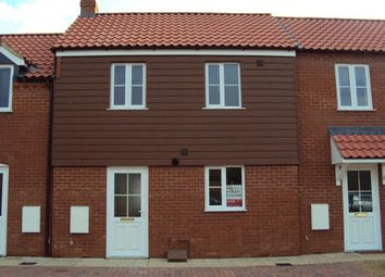 Thumbnail 2 bed terraced house to rent in Kirby Street, King's Lynn